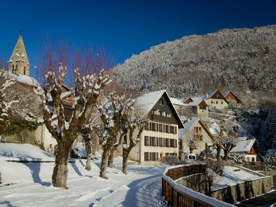 Chalet Skiing Holidays in Le Grand Domaine, Alpe d'Huez