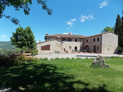 Casanuova Independent house for rent in Gaiole in Chianti