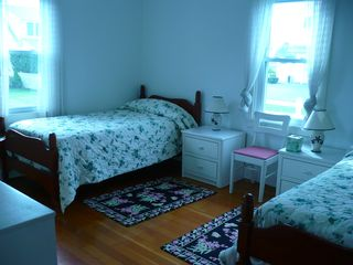 Falmouth house photo - Beautiful bedrooms with plenty of space and light