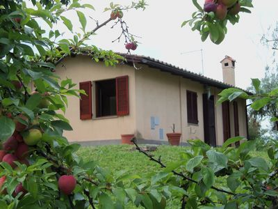 """""""Villino La Voliera"""" - Lovely Country House in a Golf Course Setting"""