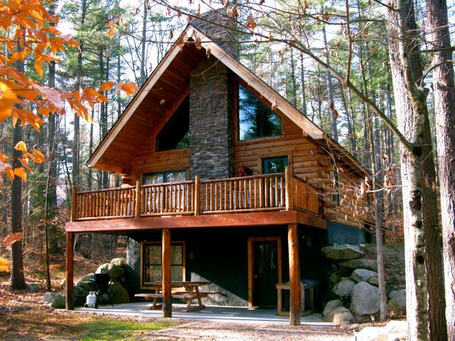 Wildwood in the pines unique adirondack vrbo for Adirondack cabin builders