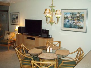 Dining Table & Entertainment Center