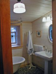 Upstairs bathroom - Old Orchard Beach house vacation rental photo