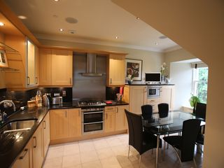 Auchterarder, Gleneagles and The Ochils apartment photo - Kitchen and Dining Area