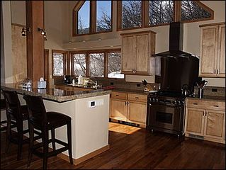 Snowmass Village house photo - Newly Remodeled Gourmet Kitchen