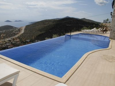 Imagine.....You and Your Family can Rent a 5-Star Turkey Holiday Villa in Kalkan