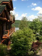 Cooperstown cabin photo - Lake views are abundant