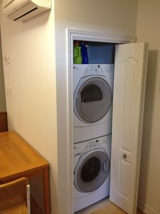 Montreal apartment rental - Washer, Dryer