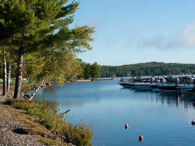 Laconia townhome rental - South Down Shores Marina