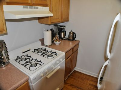 1 BED CITY, kitchen