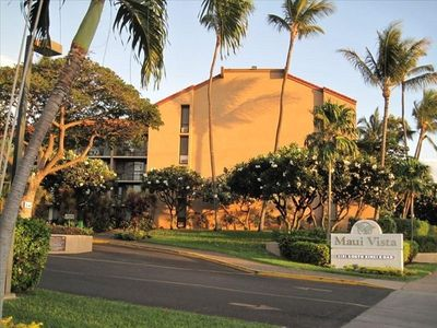 Maui Vista, 1st building 2nd floor ocean side