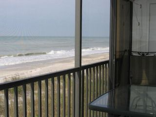 Manasota Key condo rental - Gulf front views of beach, sunsets and dolphins