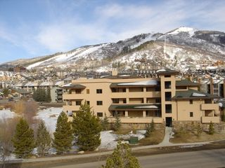 Steamboat Springs condo photo - Mountain View from complex - Steamboat Springs
