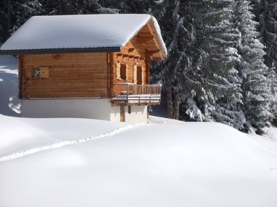 chalet - 3 rooms - 4/6 persons