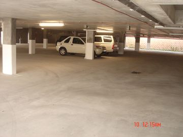 BASEMENT PARKING AREA