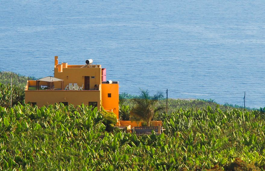 Sunniest Place Throughout The Canary Islands Located