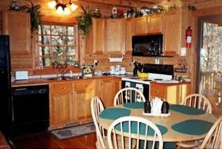 Bryson City cabin photo - Fully Stocked Kitchen