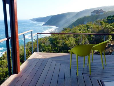 Designer Villas Near Wilderness with Exceptional Sea and Forest Views - Cliff Top House No.24 (Sleeps 6. 3 Bedrooms)