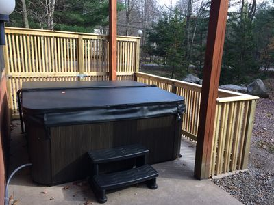 Hickory run state park campground white haven for Lake whitney cabins with hot tubs