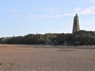 Bald Head Island house photo - Old Baldy built 1817- now preserved museum- Climb to the top for a great view!