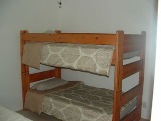 San Antonio house photo - 3rd bedroom sleeps 4 on queen bed & bunk beds