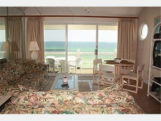 Seacrest Beach condo photo - Living and Dining Area