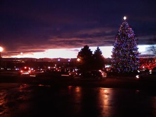 Littleton apartment photo - Christmas time in Littleton is spectacular with Main St. lined with xmas lights