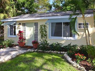 Sarasota cottage photo - 2/1 Quaint Cottage in Downtown Sarasota. Walk to Restaurant & Theater Districts