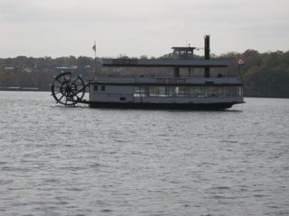 Osage Beach condo photo - Take a ride on the paddlewheel boat.