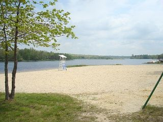 Community Lake - Albrightsville house vacation rental photo