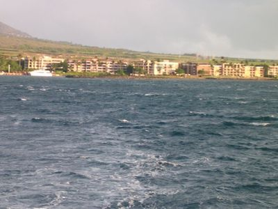 Maalaea Kai from the Ocean