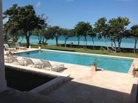 Coconut Ranch - Beautiful Secluded Harbour Side  Compound Villa and Pool
