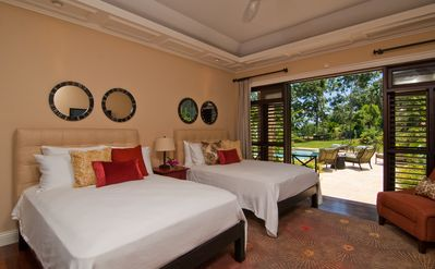 Montego Bay villa rental - Wake up to a view of the 18th Green.