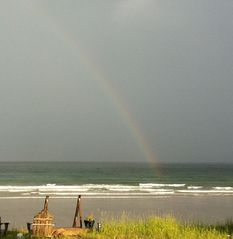 Moody Beach house photo - you may even catch sight of a rainbow!