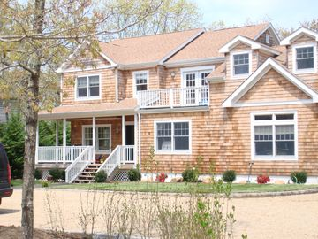 East Hampton house rental - Front Exterior