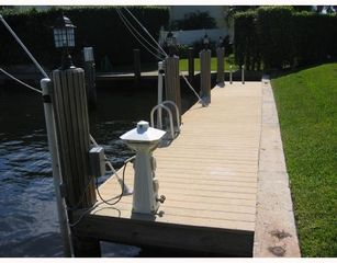 Delray Beach house photo - 34 Ft Dock
