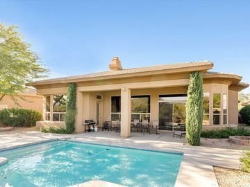 Other Scottsdale Properties house rental - Private heated pool and spa