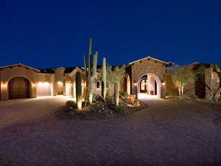 Scottsdale North estate photo - .Front Entry