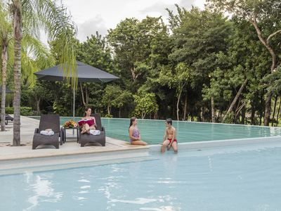 A Safe Family Paradise for relaxing and fun filled activities