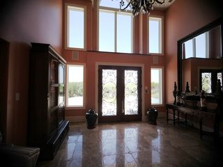 Emerald Isle estate photo - Welcoming foyer!