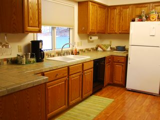 Mount Lassen house photo - Spacious & Fully equipt Kitchen