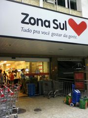 Ipanema apartment photo - Zona sul supermarket , HSBC cash machine , juice bars at a 1- 2 block distance