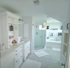 Siasconset house photo - Master bathroom
