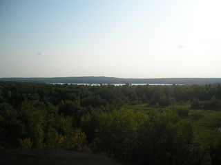 Grand Rapids cabin photo - View from Purple Mountain!