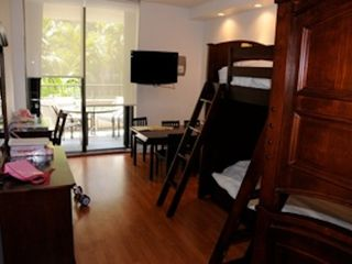 Key Biscayne apartment photo - Bedroom for the children to sleep and play.