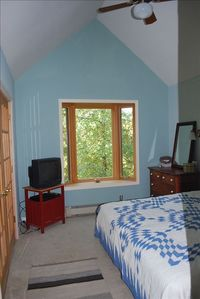 Rhinebeck cottage rental - Bedroom
