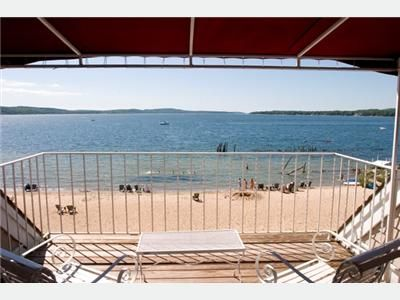 Boyne City condo rental - The View