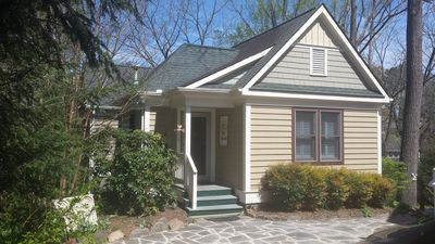 Furnished house in Asheville's  Montford Historic District