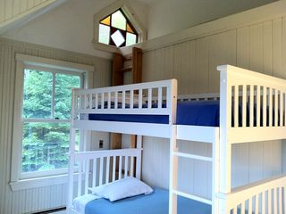 Harpswell cottage photo - Those sleeping in the East Bunks will enjoy outstanding sunrise displays ~