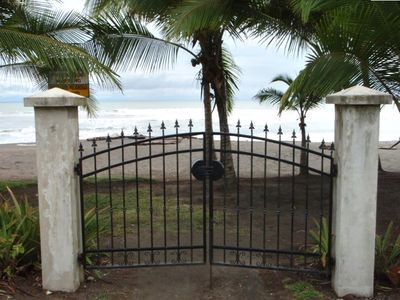 Playa Hermosa house rental
